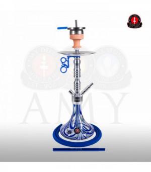 AMY Alu Sierra S 073.02 - alu blue